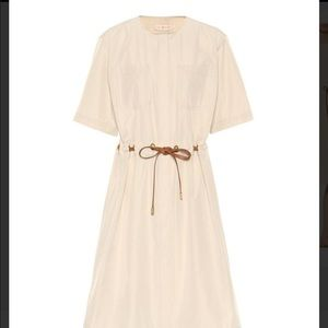 Tory Burch belted cotton dress